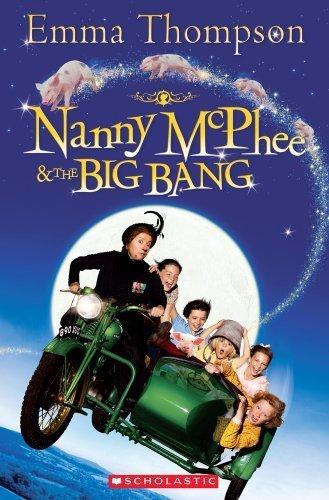 Nanny McPhee and the Big Bang (Popcorn Readers) by Thompson, Emma (2011) Paperback (Nanny Mcphee And The Big Bang compare prices)