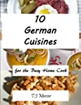 German Cuisines for the Busy Home Cook