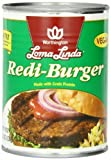 Loma Linda Redi-Burger, Low Fat, 19-Ounce Cans (Pack of 12) [Hot Sale]