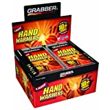 Grabber Outdoors 10 Hour Hand Warmers - 1 Box of 40 Pair by GRABBER WARMERS