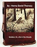 img - for Walden; Or, Life in the Woods.By: Henry David Thoreau book / textbook / text book