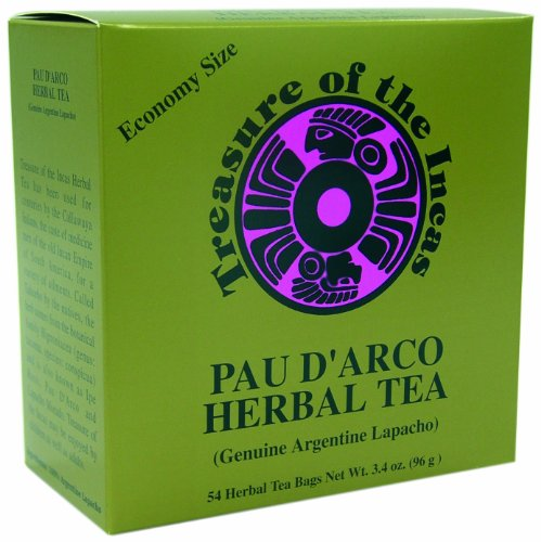 Hobe Laboratories Pau D'Arco  Tea