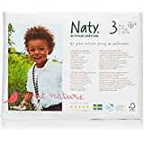Nature Babycare Eco-Diapers, Size 3, 124 count