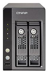 QNAP TS-219P 2-Bay Desktop Network Attached Server