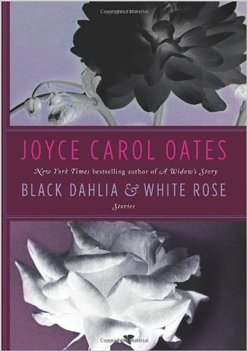 Black Dahlia and White Rose