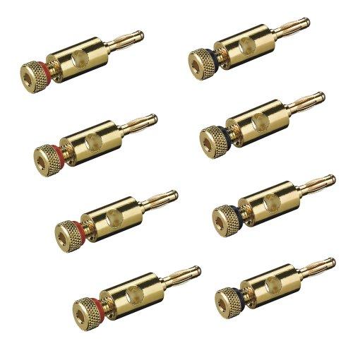 maxima-trade-set-de-8-enchufes-de-platano-para-altavoz-con-conector-de-rosca-y-filo-de-color-rojo-o-