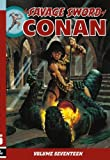 img - for Savage Sword of Conan Volume 17 by Various (2014-09-30) book / textbook / text book