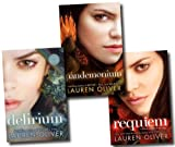 Lauren Oliver Delirium Trilogy Collection Lauren Oliver 3 Books Set (Delirium, Pandemonium, Requiem)