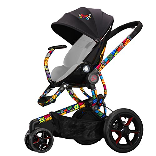 Quinny Britto Moodd Chassis Stroller Frame