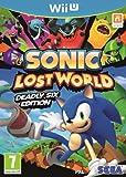 Sonic Lost World: Deadly Six Edition (Nintendo Wii U)