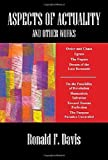img - for Aspects of Actuality book / textbook / text book