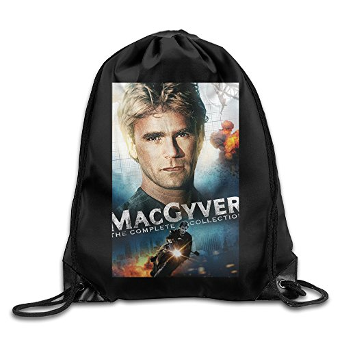 MacGyver Movie Poster Port Bag Backpack