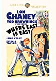 Where East Is East [DVD] [1929] [Region 1] [US Import] [NTSC]