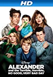 Alexander and the Terrible, Horrible, No Good, Very Bad Day (Plus Bonus Features) [HD]