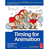 Timing for Animationby Harold Whittaker