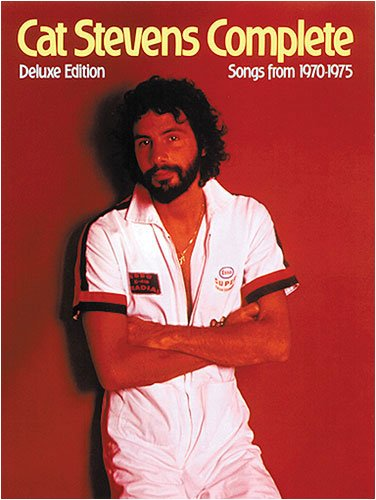 Cat Stevens Complete - Songs from 1970-1975 - Piano/Voice/Guitar Songbook