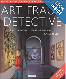 Neat book for broadening art appreciation! Contains paintings by 5 of the 6 artists from Cycle 2 of Classical Conversations.