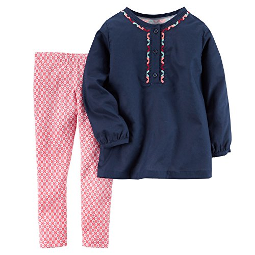 carters-girls-12-24-months-embroidered-tunic-legging-set