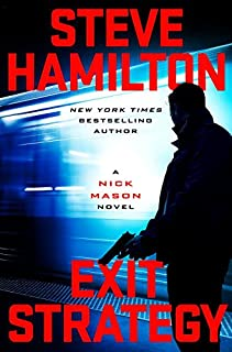 Book Cover: Exit Strategy: A Nick Mason Novel