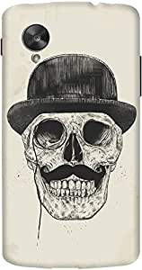 nexus 5 back case cover ,Gentlemen Never Die Designer nexus 5 hard back case cover. Slim light weight polycarbonate case with [ 3 Years WARRANTY ] Protects from scratch and Bumps & Drops.