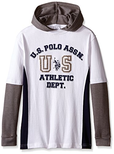 us-polo-assn-big-boys-cut-and-sew-t-shirt-thermal-hang-down-with-hood-white-10-12