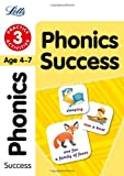 Louis Fidge Phonics 3: Practice Activities (Letts Key Stage 1 Success) (Letts Key Stage 2 Success)