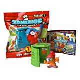 ZOMLINGS IN THE TOWN ~ SERIES 1 ~ TOWER PACK ~ 2 PACKETS