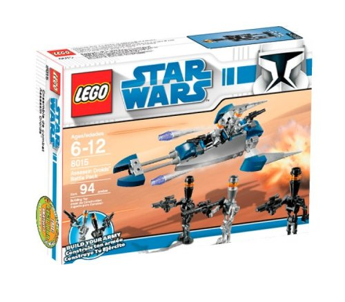 51qNm79RjrL Buy  LEGO Star Wars Assassin Droids Battle Pack (8015)