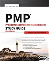 PMP: Project Management Professional Exam Study Guide, 8th Edition Front Cover