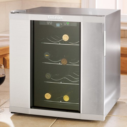 Cuisinart Private Reserve Wine Cellar: 16 Bottle