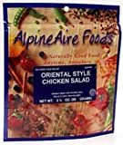 AlpineAire Foods Oriental Style Chicken Salad with Crackers