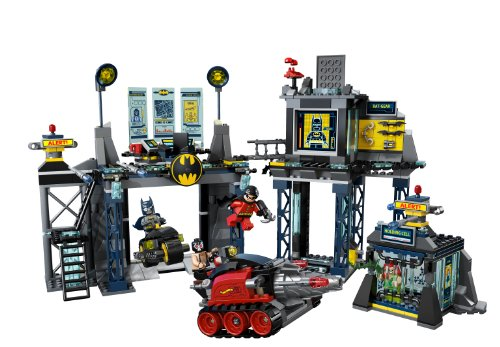LEGO Super Heroes The Batcave 6860 (Discontinued by manufacturer) at Gotham City Store