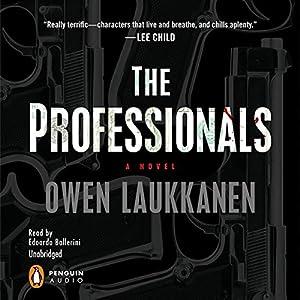 The Professionals Audiobook