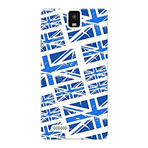 Mobile Back Cover For InFocus M330 (Printed Designer Case)