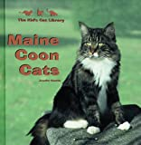 img - for Maine Coon Cats -Lib (Kid's Cat Library) book / textbook / text book