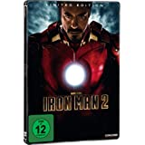 "Iron Man 2 (Steelbook) [Limited Edition] [2 DVDs]von ""Robert Downey Jr."""