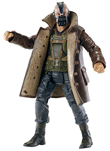 Authentic Detail, Deluxe Articulation Masters Collector Bane Figure
