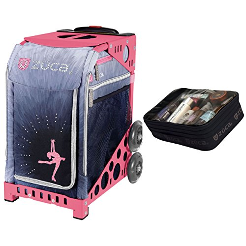 Zuca-Ice-Dreamz-Lux-Sport-Insert-Bag-Pink-Frame-Gift-Utility-Pouch