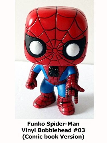 Review: Funko Spider-Man Vinyl Bobblehead #03 (Comic book Version)