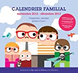 Calendrier familial 2012-2013, My name is Simone...