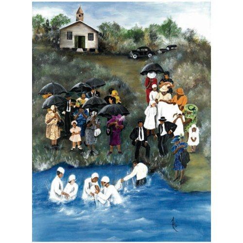 Cheap Sunsout Baptism – 1000pc Jigsaw Puzzle by Sunsout (B0020YLD1O)