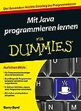 Mit Java programmieren lernen für Dummies