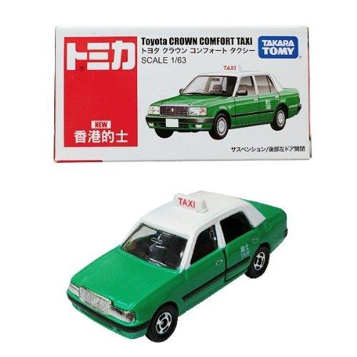 hong-kong-limited-tomica-toyota-crown-comfort-taxi-takara-tomy-gruen-weiss