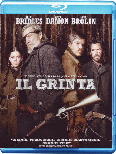 Il grinta [Blu-ray] [IT Import]