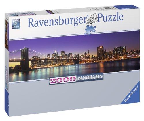 New York City 2000 Panorama Puzzle