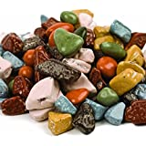 Kimmie Choc-O-Rocks, Chocolate Shaped Rock Candy (6oz)
