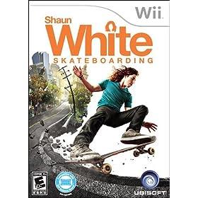 Shaun White Skateboarding: Nintendo Wii