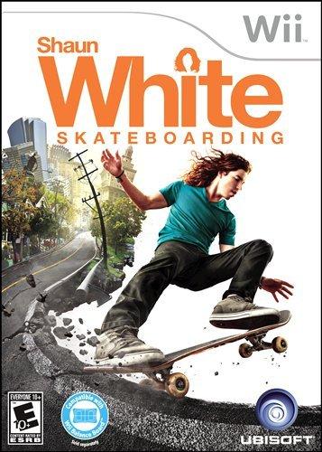 Shaun White Skateboarding - Nintendo Wii - 1