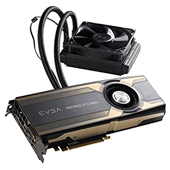 EVGA GeForce GTX 980 Ti 6GB HYBRID GAMING, 'All in One' No Hassle Water Cooling, Just Plug and Play Graphics Card 06G-P4-1996-KR [並行輸入品]