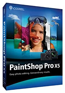 PaintShop Pro X5 [Old Version]